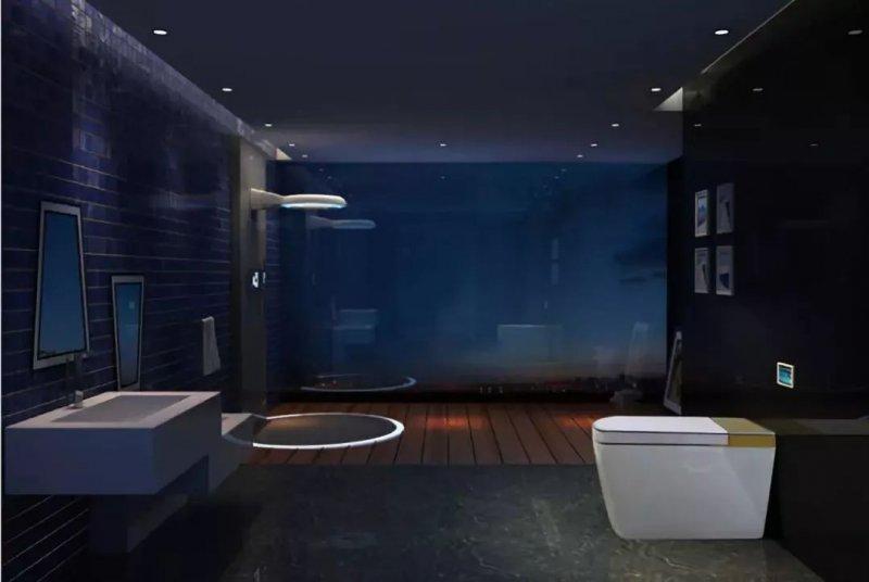 鸿蒙问世 引领智能卫浴的未来还远吗?
