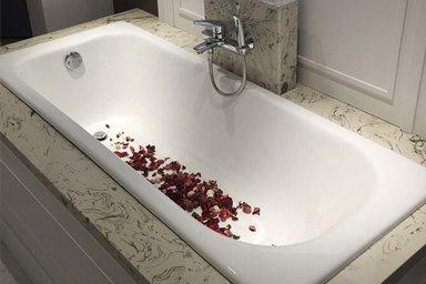 南海卫浴:夏季要注意保持健康 浴缸清洁保养有方法