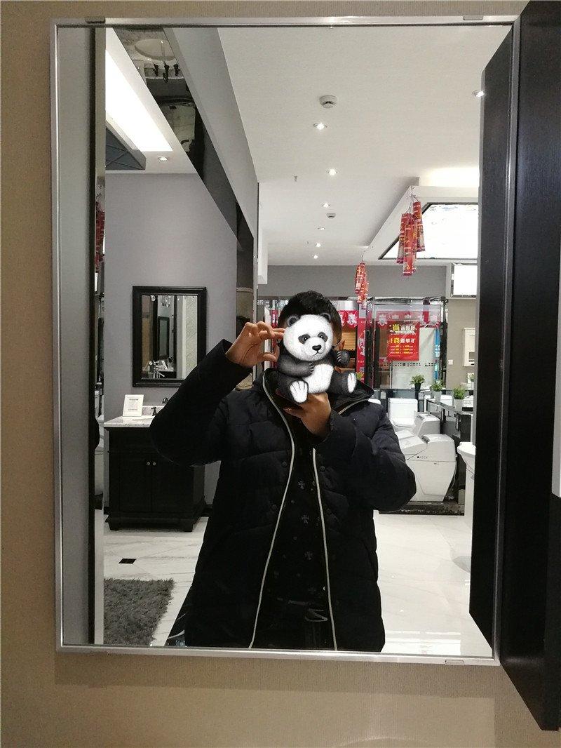 尚高卫浴 现代简欧多层实木 陶瓷洗手洗脸盆洗漱台 朗克175浴室柜效果图