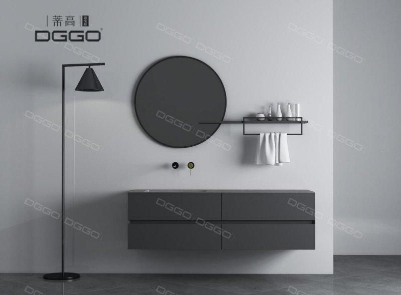 蒂高衛浴  實木定制浴室柜高顏值+硬核實力!