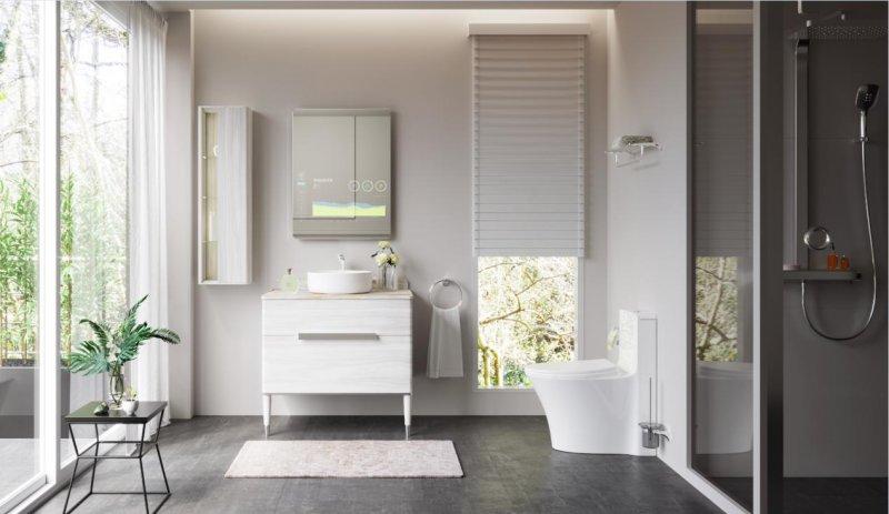 日丰卫浴 卫生间装修小梦甜甜软床窍门分享