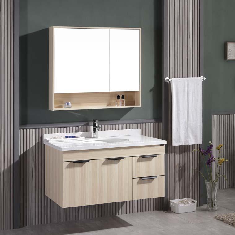 意吧台灯玛卫浴 浴室柜选择什么材质制作比较好?