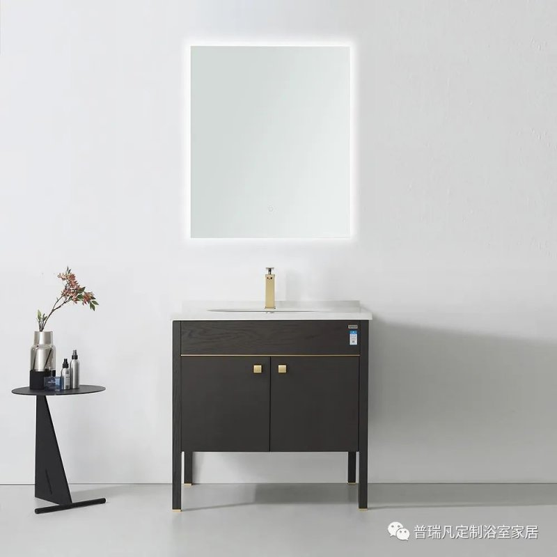 普瑞凡卫浴 新品浴室柜效果图