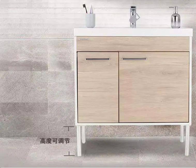 美标卫浴 浴室柜产品效果图
