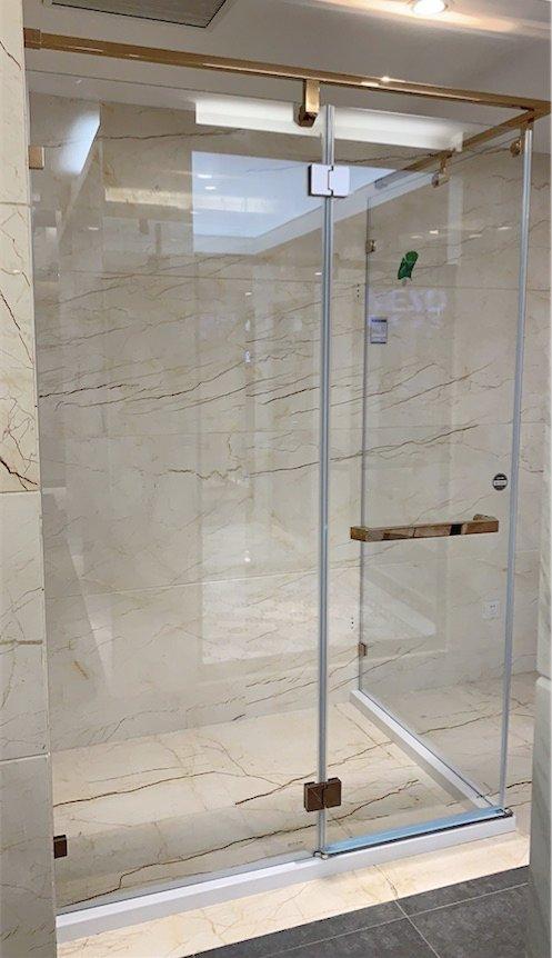 雅阁淋浴房 淋浴房F35系列效果图