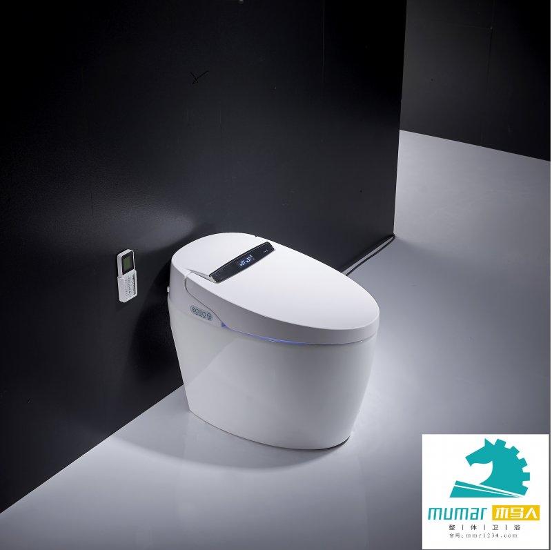 德寶整體衛浴圖片 智能馬桶坐便器效果圖