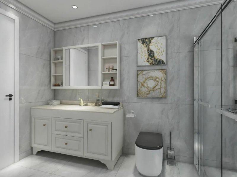 浴室柜风格