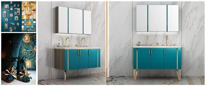 蒂尔 N1D12T62浴室柜