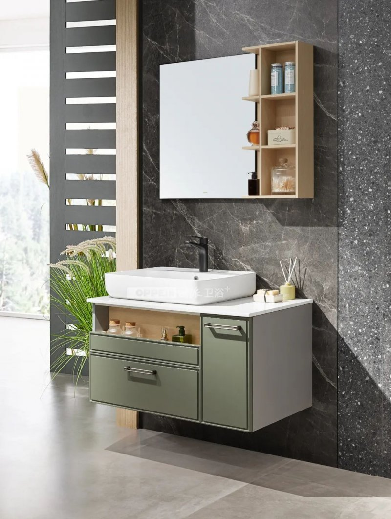 欧派卫浴图片 卫生间装修效果图