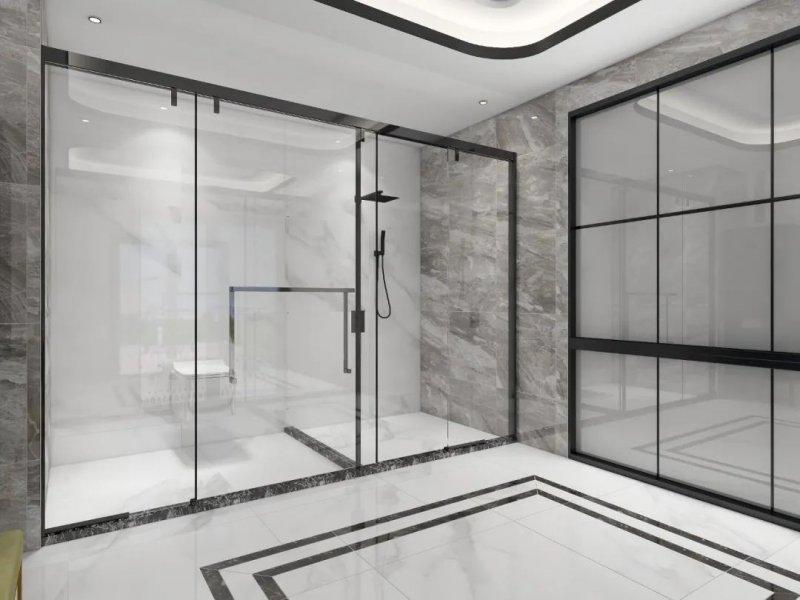 菲瑞智能卫浴图片 卫浴间产品效果图