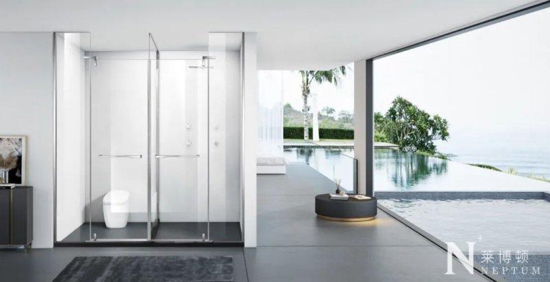 02、莱博顿NTJ无际系列淋浴房