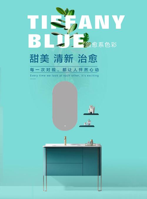 大卫洛克卫浴图片 浴室柜系列效果图