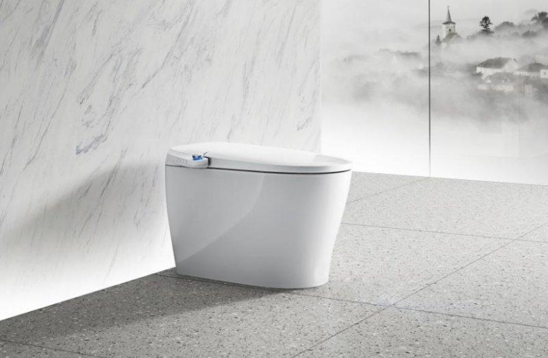 怡和卫浴图片 新品YW50智能马桶效果图