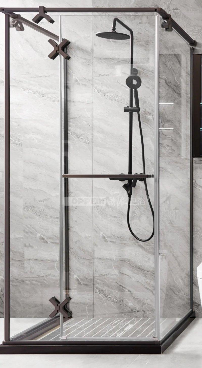 欧派卫浴效果图 维克托系列卫浴间产品图片_10