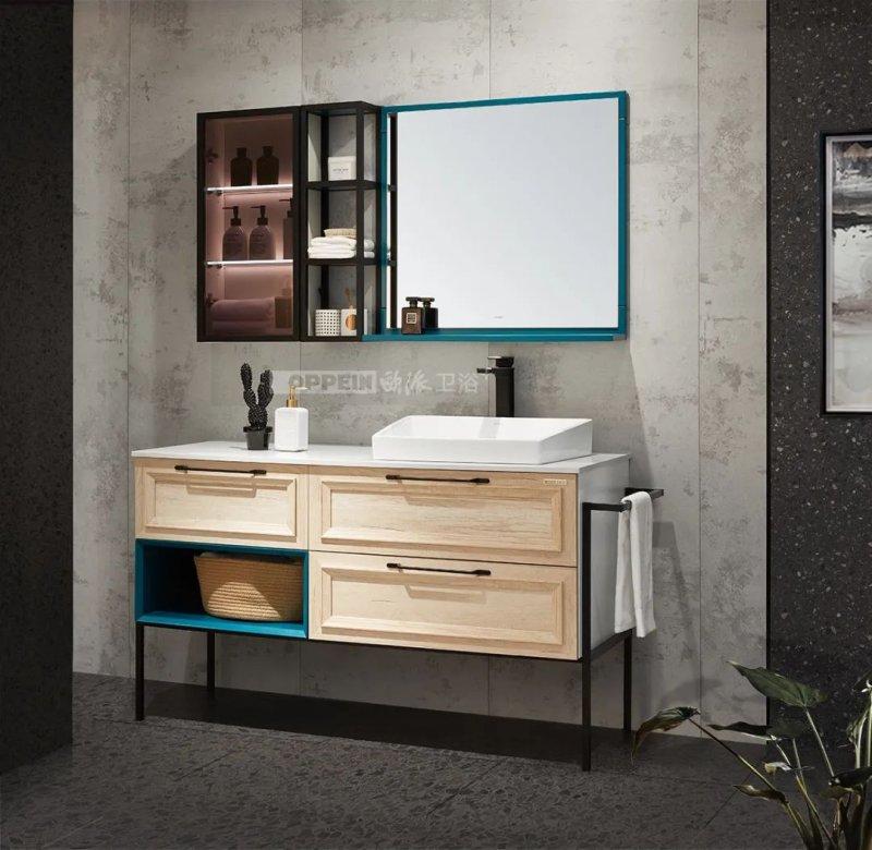 欧派卫浴效果图 浴室设计产品图片_7