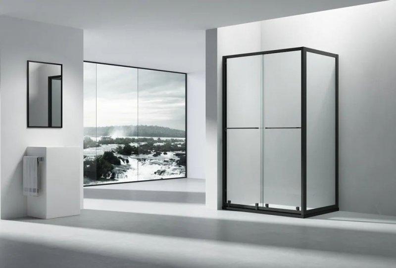德立淋浴房效果图 SD4系列产品图片_1