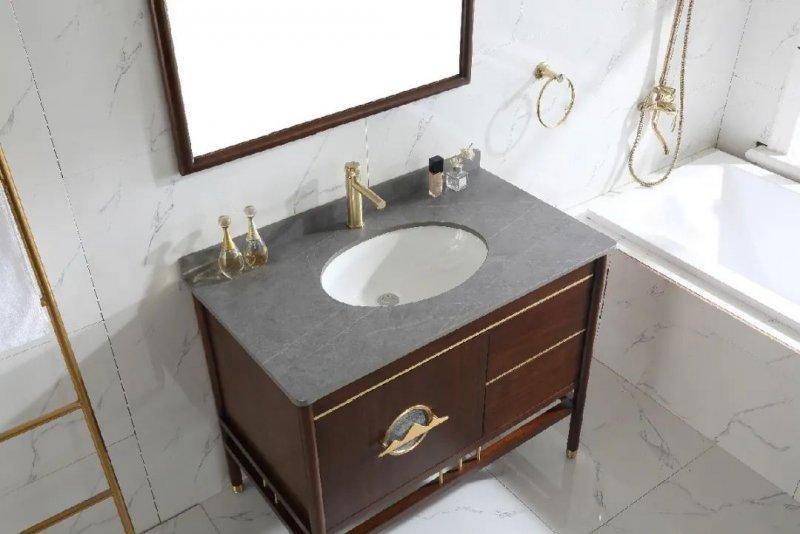 苏泊尔卫浴效果图 定制浴室柜产品图片_6