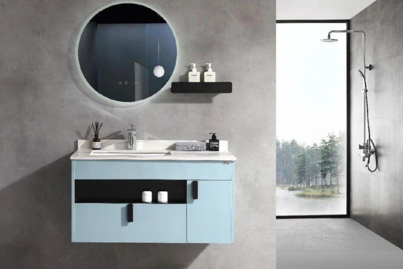 苏泊尔卫浴效果图 定制浴室柜产品图片_10