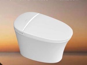 欧联卫浴效果图 T1552轻智能马桶产品图片