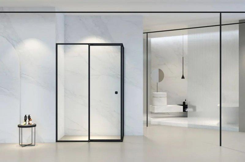 圣莉亚洁具效果图 S系列淋浴房产品图片_3
