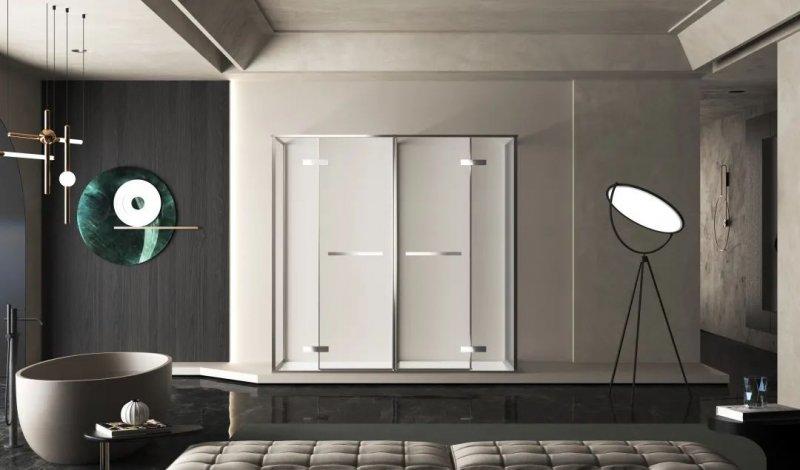 圣莉亚洁具效果图 S系列淋浴房产品图片_5