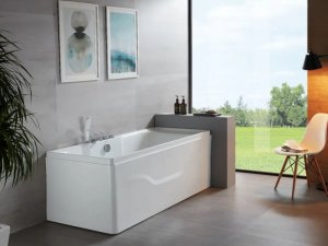 九牧卫浴效果图 迷你浴缸产品图片