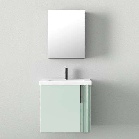 汉舍卫浴效果图 多彩浴室柜产品图片_3