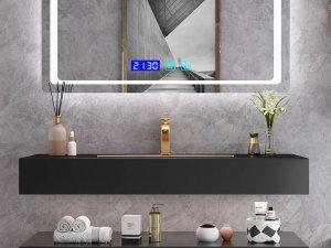 卡贝卫浴效果图 1120浴室柜产品图片
