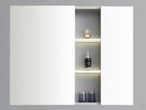申旺卫浴效果图 奈斯系列浴室柜产品图片