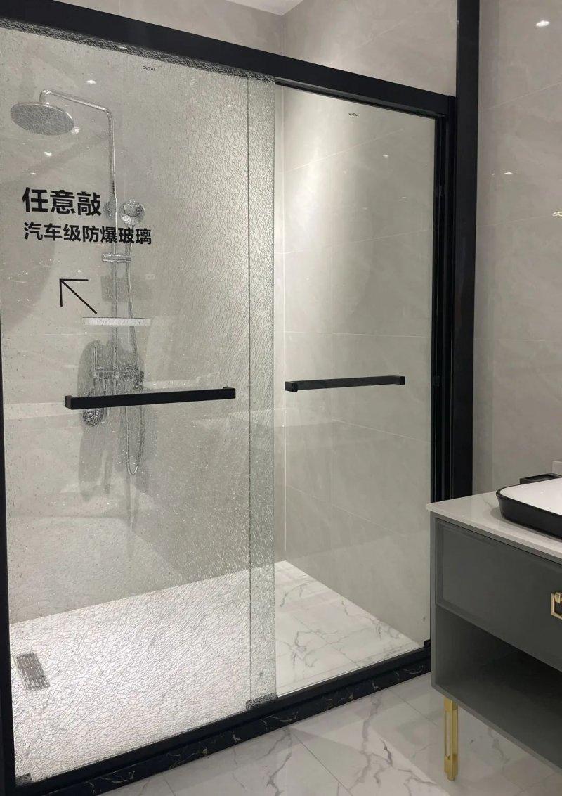 重塑淋浴房玻璃安全新标杆!_4