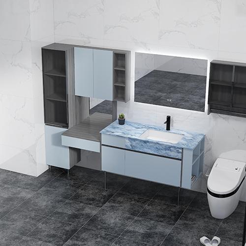 朗司卫浴 浴室柜8221