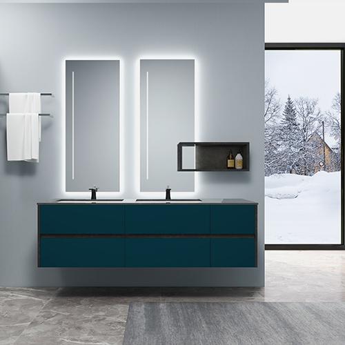 朗司卫浴 浴室柜8621