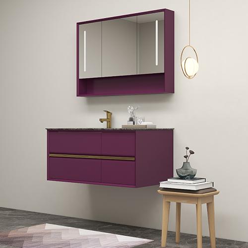 朗司卫浴 浴室柜8633