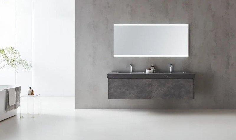 菲瑞智能卫浴效果图 慕尼黑系列浴室柜产品图片_1