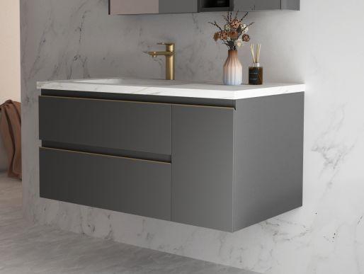 心海伽蓝浴室柜图片 新品微尘系列效果图_10