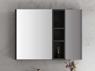 心海伽蓝浴室柜图片 新品微尘系列效果图_3