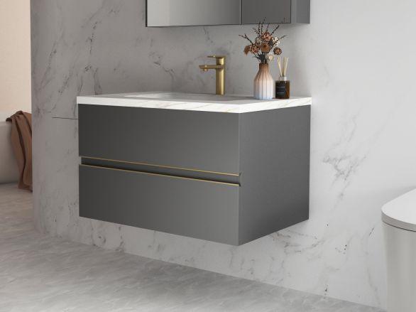 心海伽蓝浴室柜图片 新品微尘系列效果图_9