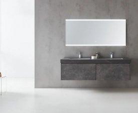 菲瑞智能足球体育365官网效果图 慕尼黑系列浴室柜产品图片