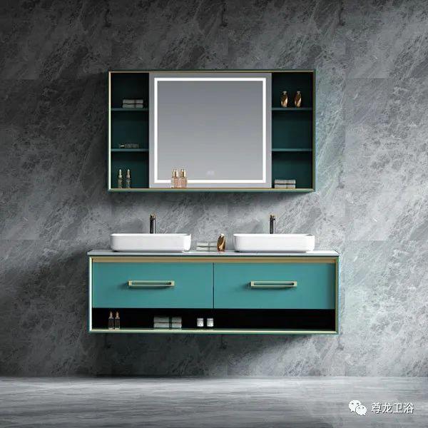尊龙卫浴:学会这三招 让卫生间既美观又实用_2